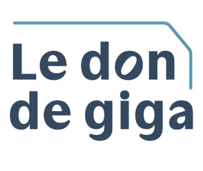 Logo Don de Giga | Bouygues Telecom