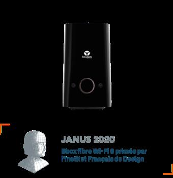Visuel Prix JANUS 2020 - Bouygues Telecom