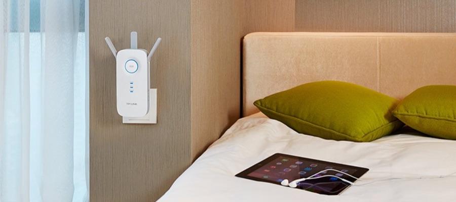 repeteur wifi la solution pour ameliorer la portee de votre wifi