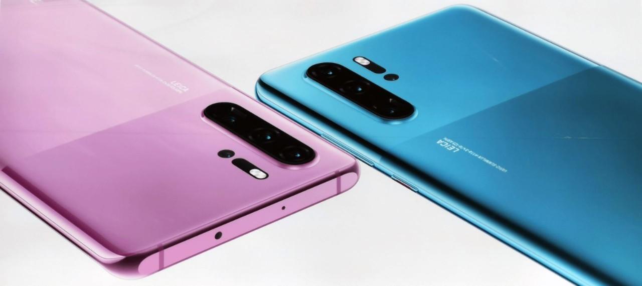 visuel du Huawei P30 Pro