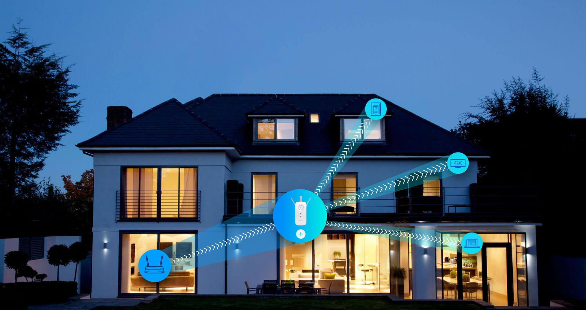Boostez votre réseau Wi-Fi