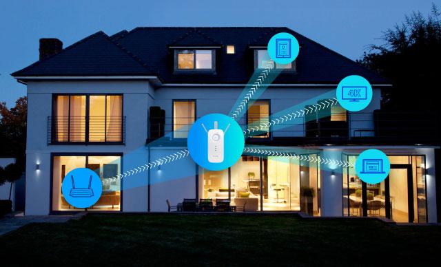 Boostez votre réseau Wi-Fi - AC1750 RE-450
