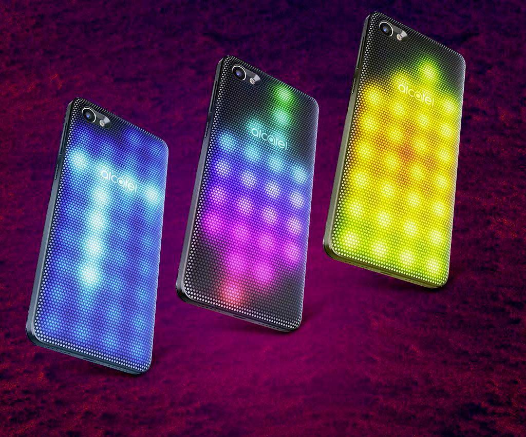 A5 LED - fonctionnalités et interactions