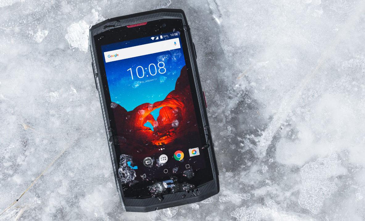 Trekker X3 résistant Gorilla Glass 4™