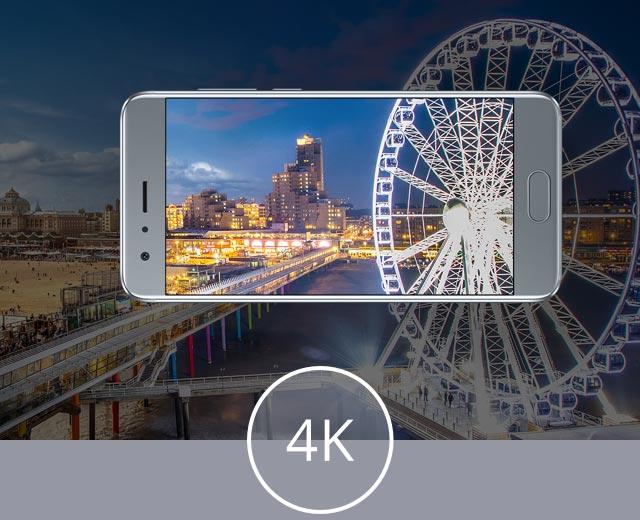 P10 - Vidéo 4K Haute Résolution