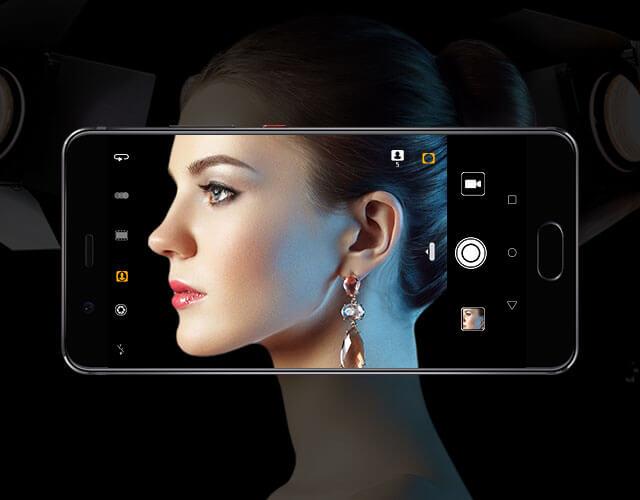 Huawei P10 Plus - L'éclairage dynamique illumine vos portraits