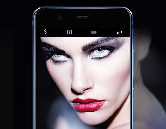 Huawei P10 - Mode grand-angle pour vos selfies de groupes