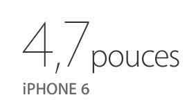 acheter iPhone 6
