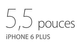 acheter iPhone 6 Plus