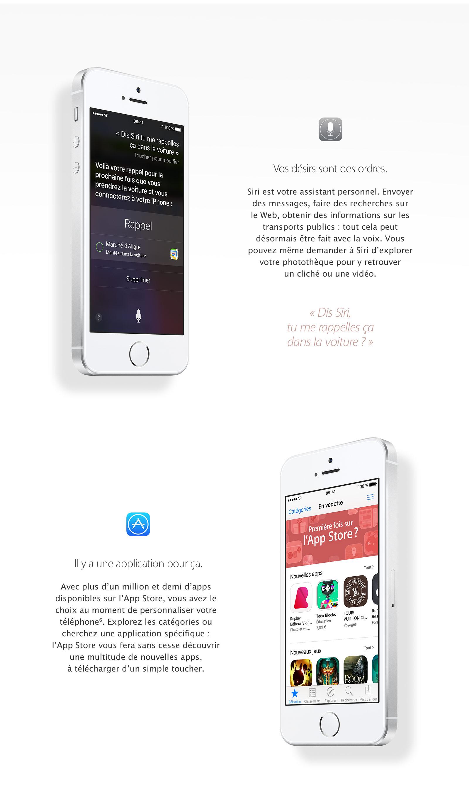 Siri Applications