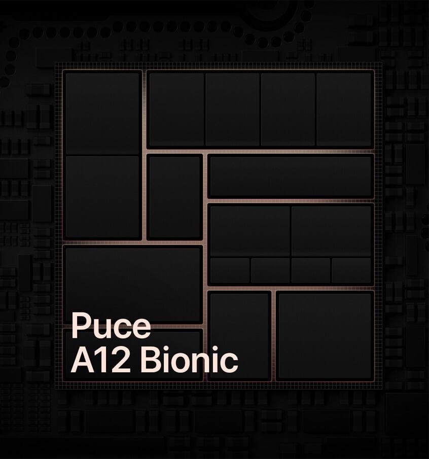 Apple iPhone Xs Puce A12 bionic Bouygues Télécom