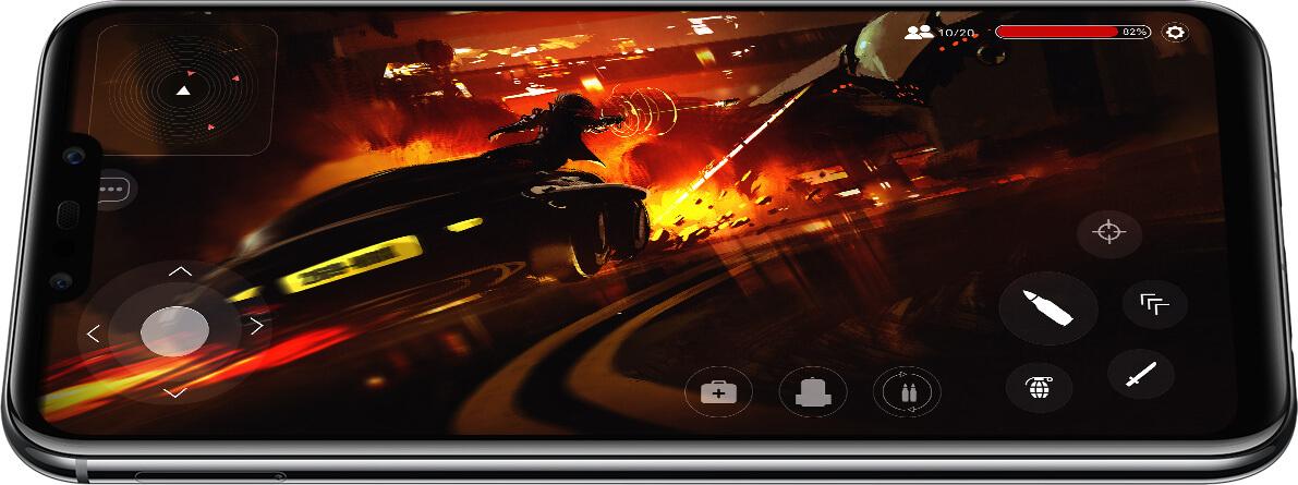 Huawei Mate 20 lite performances 12 Nanomètres Bouygues Télécom