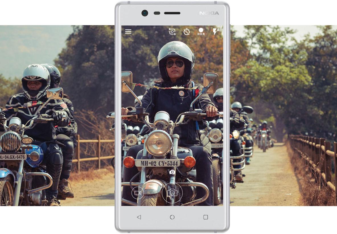 Des photos superbes sans compromis - Nokia 3
