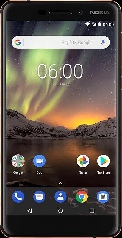 image Nokia 6.1