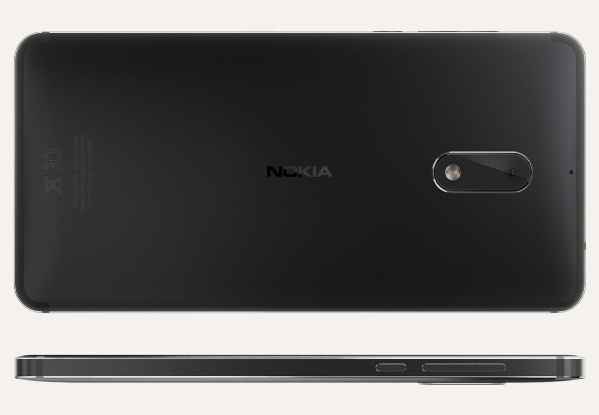 Fabriqué pour résister au quotidien - Nokia 6