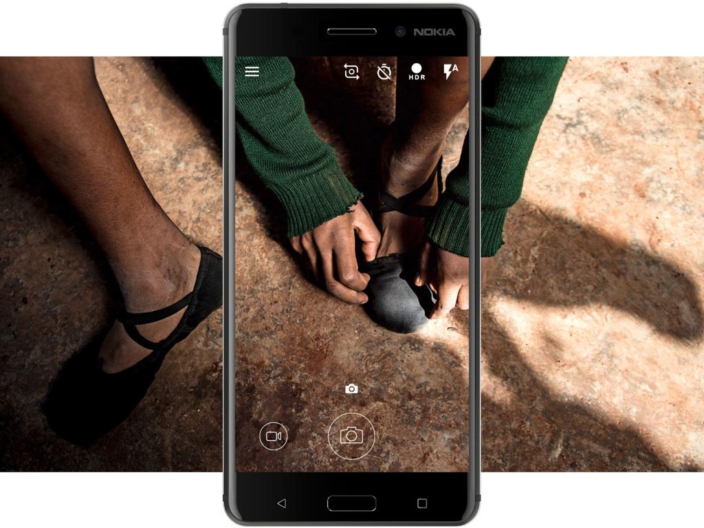 Créez des souvenirs avec l'appareil photo de 16 mégapixels