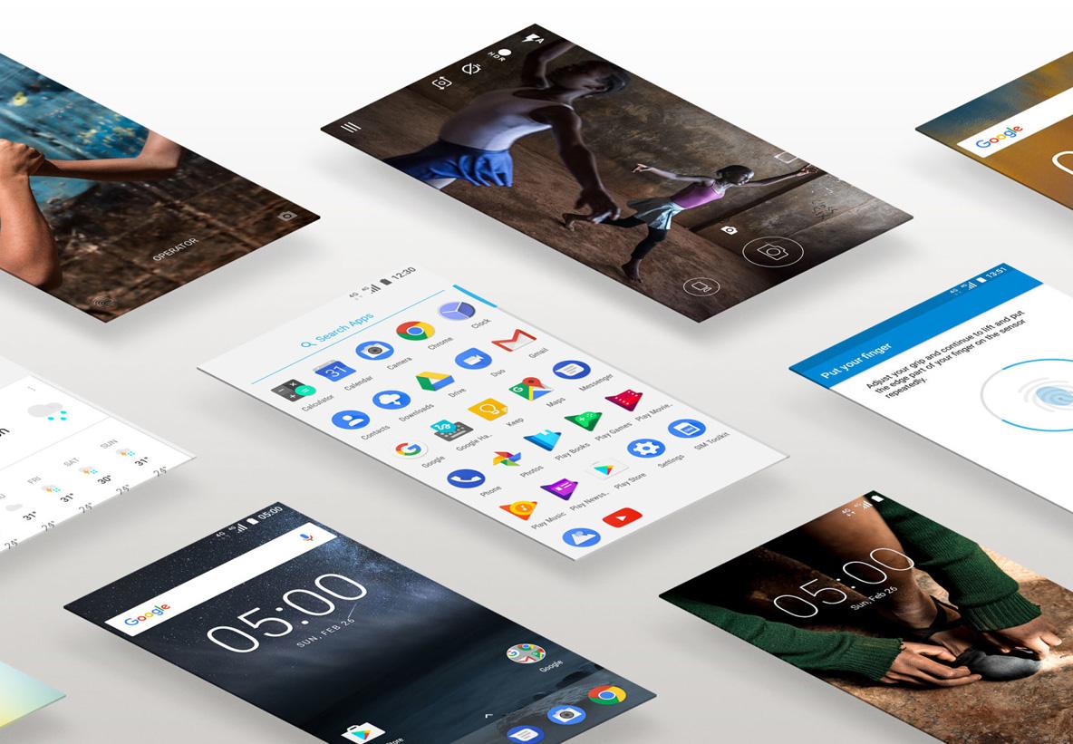 Technologie intégrée, matériaux de qualité - Nokia 3