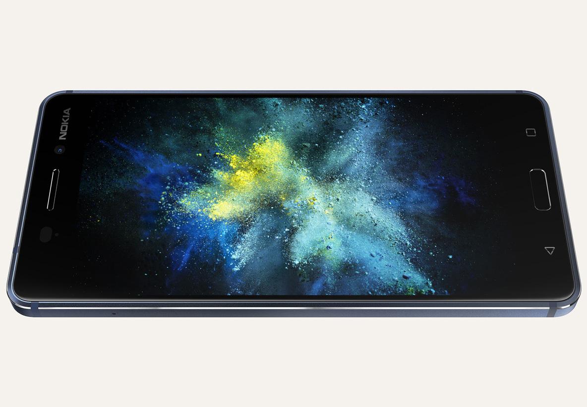 Un grand écran lumineux pour tout consulter - Nokia 6