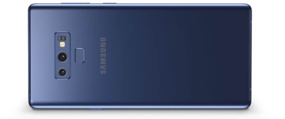 Samsung Galaxy Note9 Appareil photo Bouygues Télécom