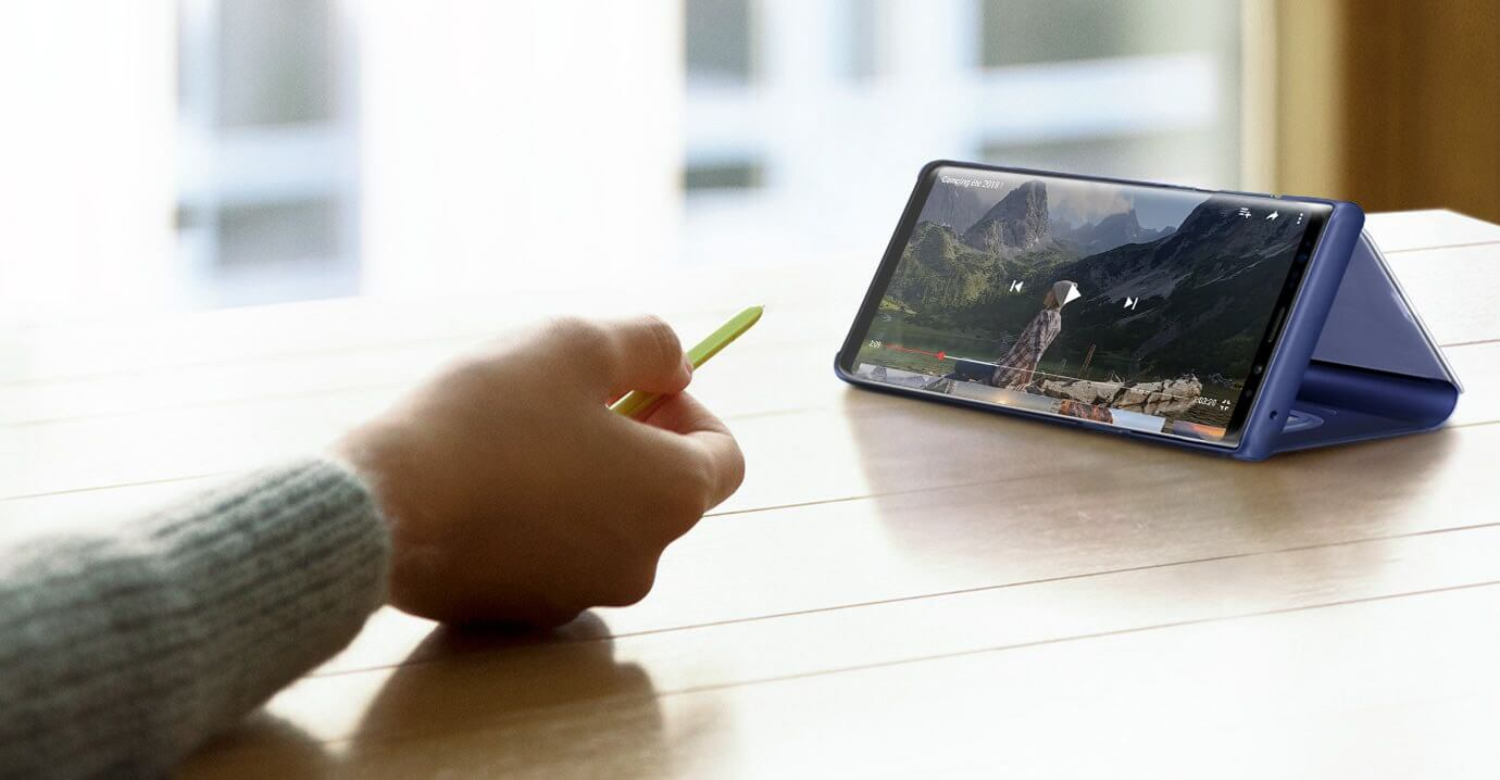 Samsung Galaxy Note9 S Pen Stylet Bouygues Télécom