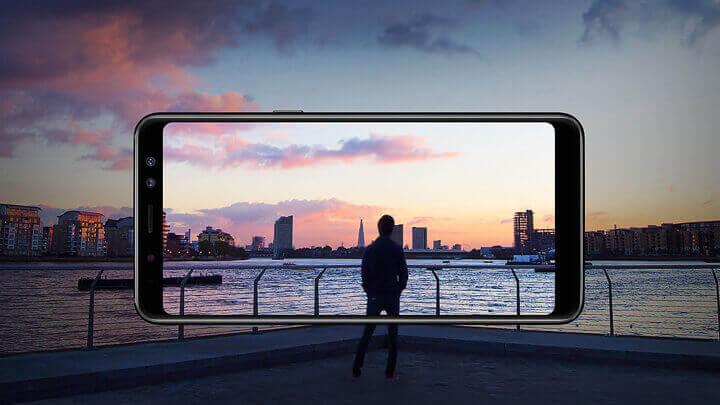 Écran panoramique