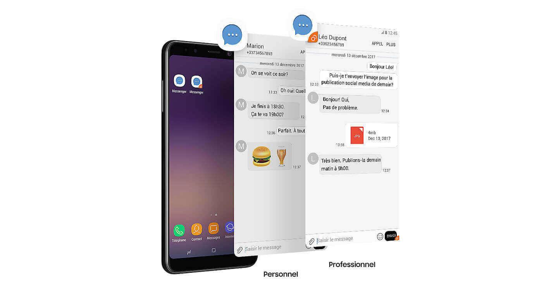 A8 2018 - Double SIM