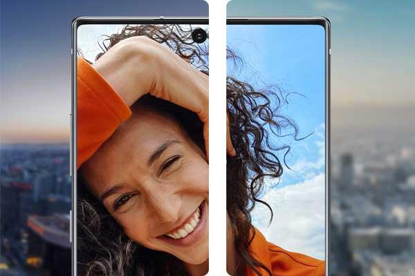 Galaxy Note10 et Note10+ Écran Dynamic AMOLED, une expérience de visionnage digne du cinéma - Bouygues Telecom