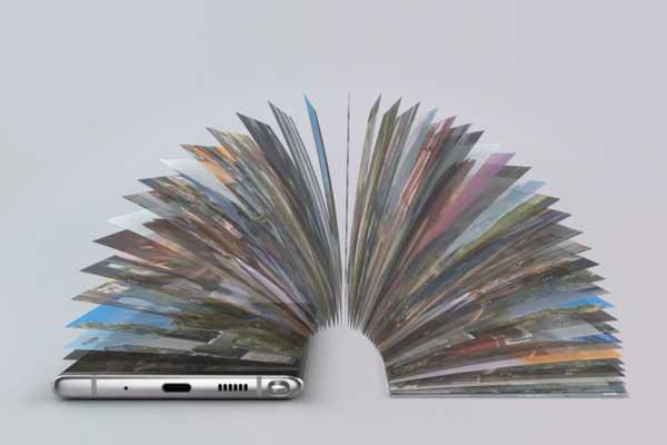 Galaxy Note10 et Note10+ Un véritable disque dur au creux de votre main - Bouygues Telecom
