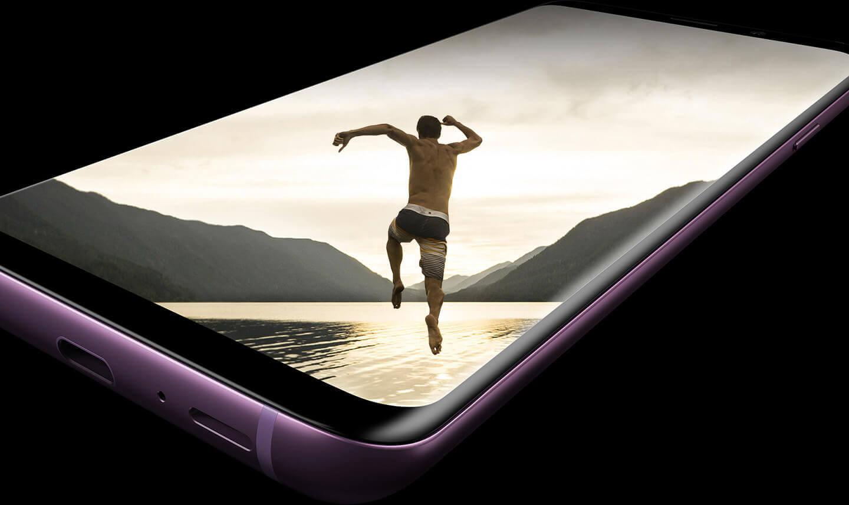 Galaxy S9 - Écran Infinity