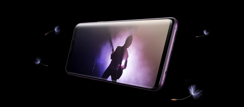 Galaxy S9 - Haut-parleurs stéréo surround