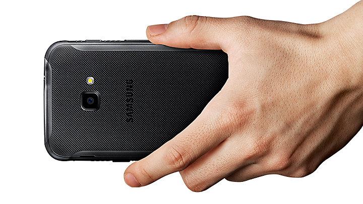 Galaxy Xcover 4 - Un design ultra résistant et sophistiqué