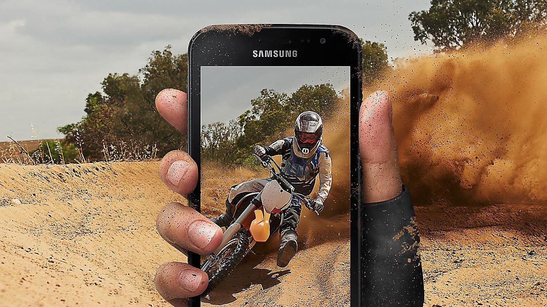 XCover 4 - Le smartphone tout terrain