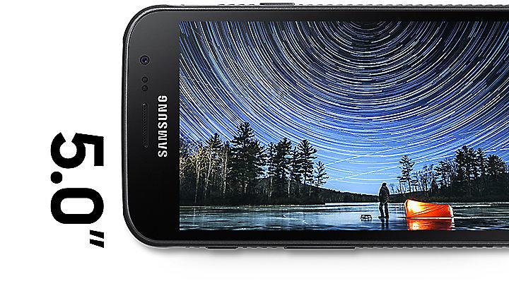 Galaxy XCover 4 - Une expérience visuelle étendue