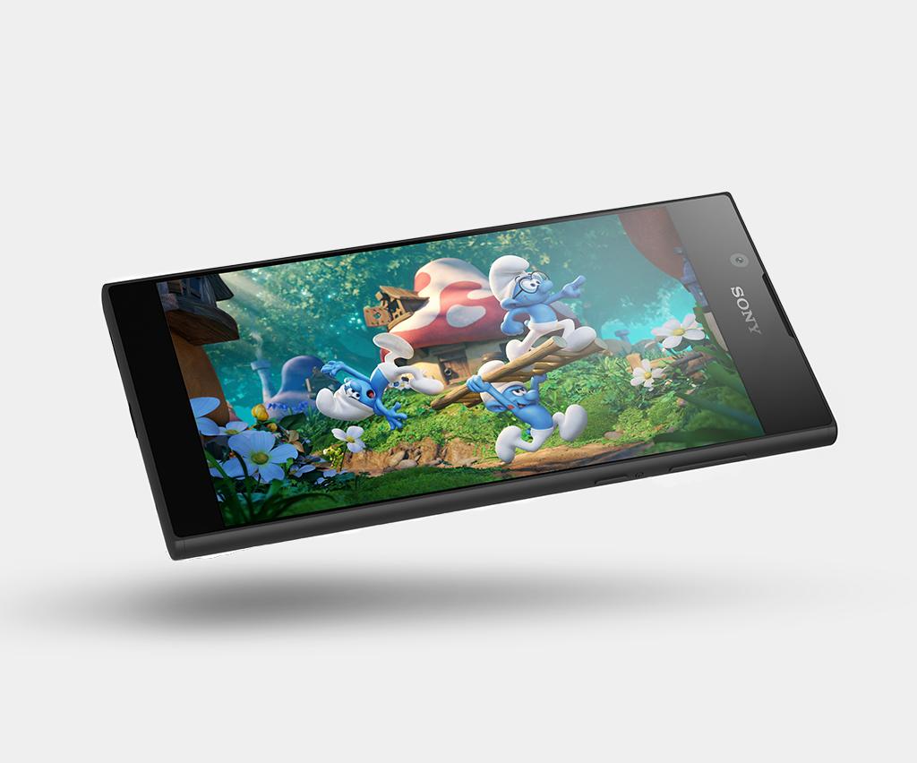 Xperia L1 - un écran impressionnant de 5,5
