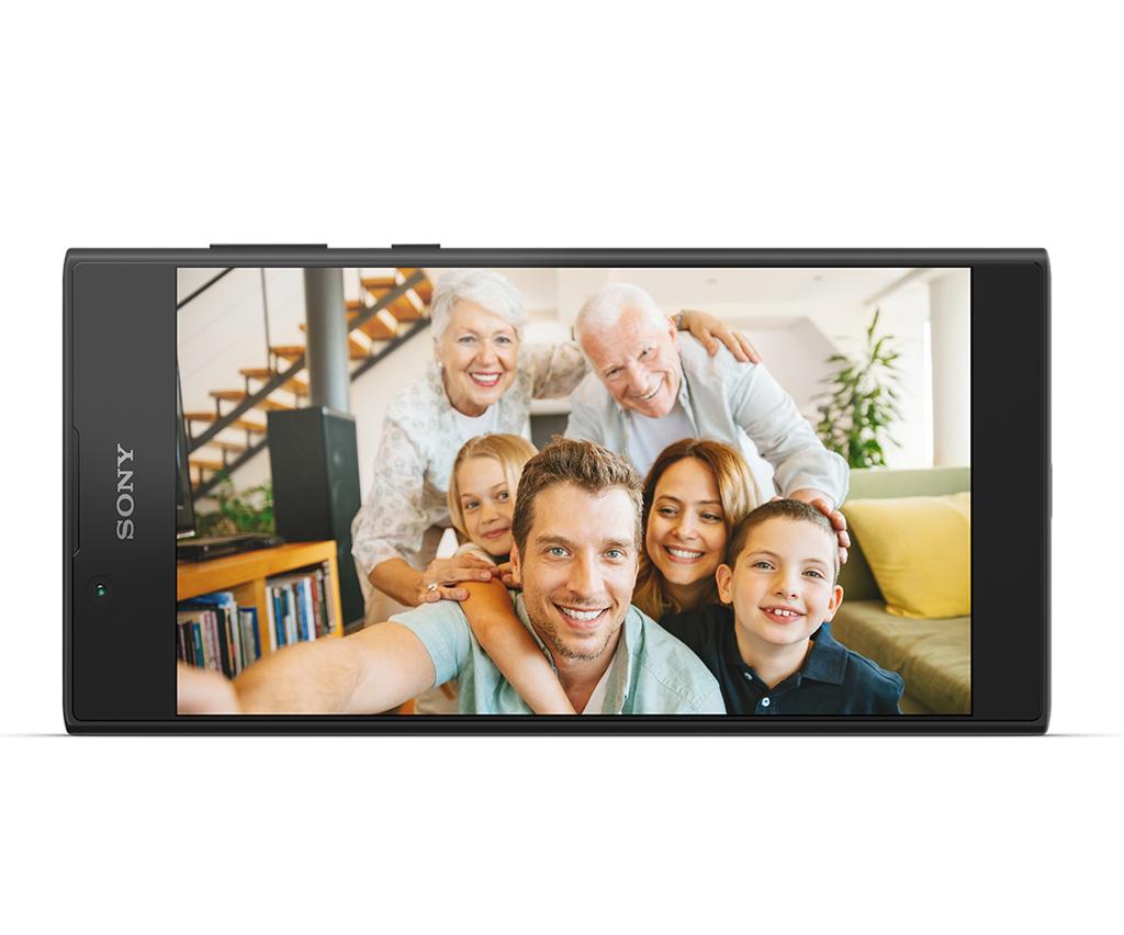 Appareil photo 5 Mpx pour selfies - Xperia L1