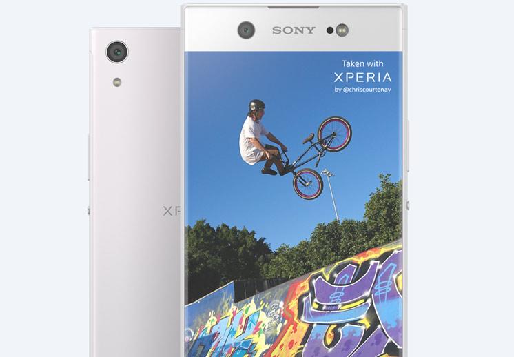 Sony XA1 Ultra - Des clichés plus nets