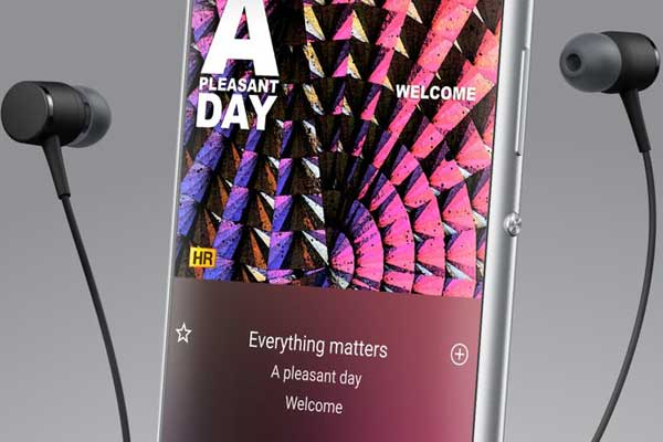 XA2 Plus - expérience musicale exceptionnelle et d'une fidélité parfaite - Bouyges Telecom