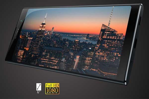 XA2 Plus - écran 6 pouces Full HD+ au format allongé - Bouyges Telecom