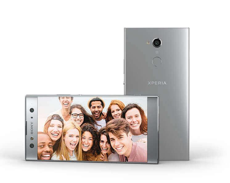 "Sony Xperia XA2 Ultra - Appareil photo double selfie et un incroyable écran 6"""