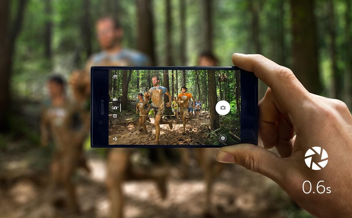 Technologie de triple détection d'image pour des photos plus nettes