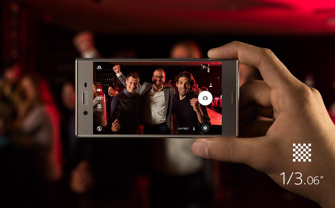 Un appareil photo 13 Mpx pour des selfies réussis même en conditions de faible luminosité