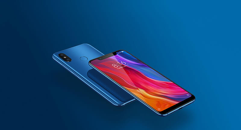 Xiaomi Mi 8 ECRAN FULL SCREEN AMOLED 6.21 Bouygues Télécom
