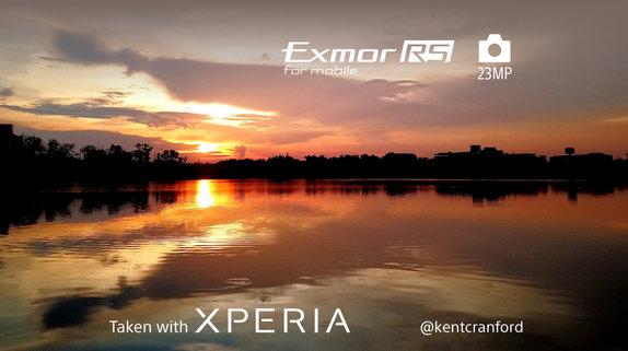 Sony XA2 - Capturez la beauté de la vie