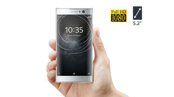 Sony XA2 - Conçu pour tenir dans votre main