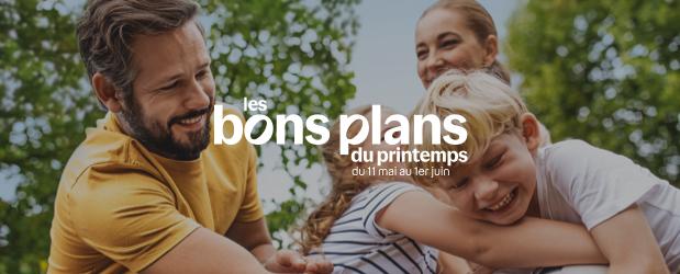 Les bons plans du printemps - Bouygues Telecom