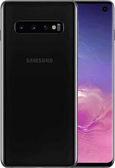 Visuel du téléphone mobile Samsung Galaxy S10
