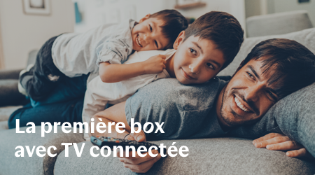 Cover bbox smart tv - Bouygues Telecom