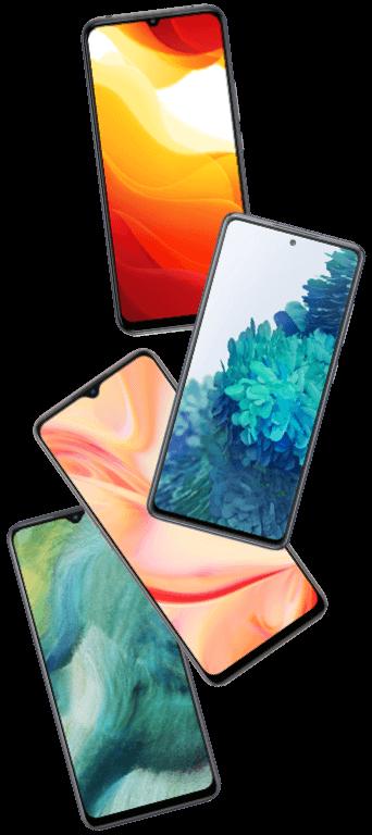 SmartphonesLES BONS PLANS D'AUTOMNE
