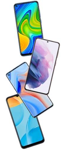 Farandoles smartphones