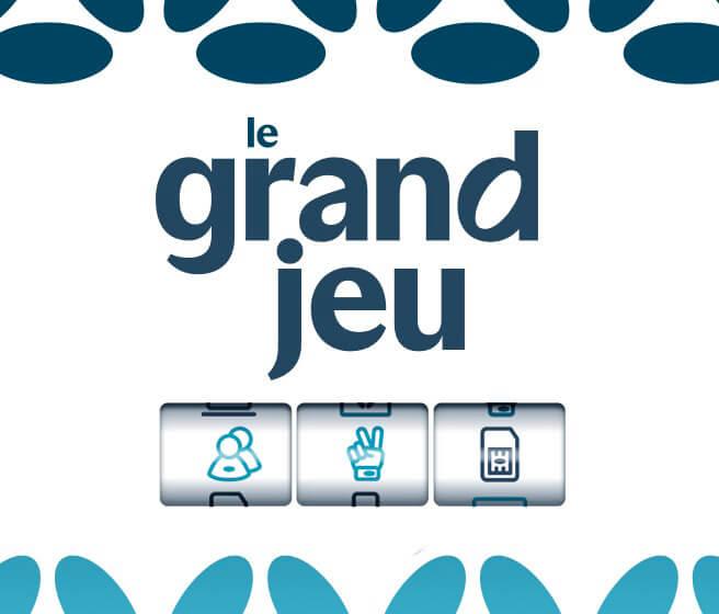 logo le Grand Jeu